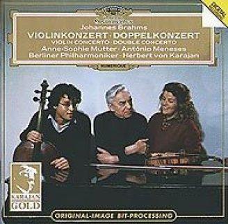 Brahms: Violinkonzert / Doppelkonzert