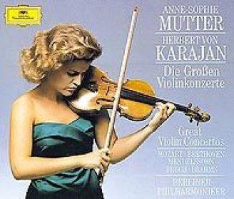 Die Großen Violinkonzerte