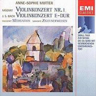 Mozart, Bach, Massenet, Sarasate: Violinkonzerte