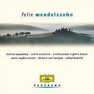 Mendelssohn: Italian Symphony, Violin Concerto