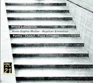 Lutoslawski: Partita, Chain 2, Klavierkonzert