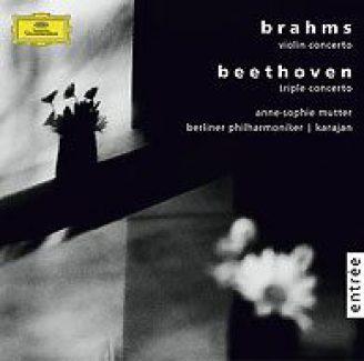 Brahms: Violinkonzert / Beethoven: Tripelkonzert