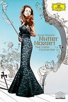 Mozart: Die Violinkonzerte