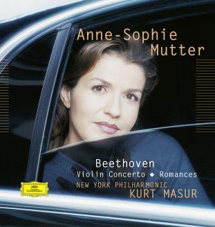 Beethoven: Violinkonzert / Romanzen