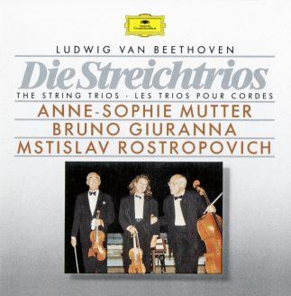 Beethoven: Die Streichtrios
