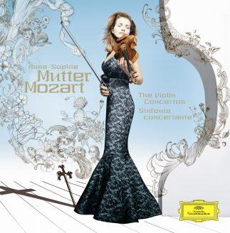 Mozart: Die Violinkonzerte, Sinfonia Concertante