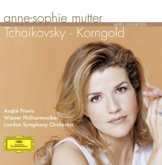 Tchaikovsky, Korngold: Violinkonzerte