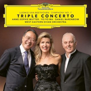 Trio of Star Soloists for a Threefold Anniversary - Beethoven Triple Concerto & Symphony No. 7
