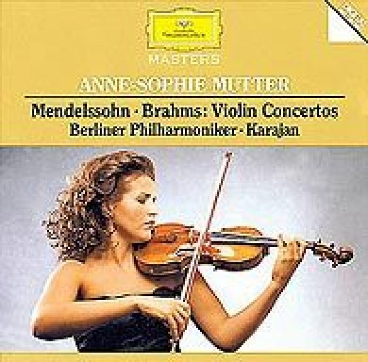 Mendelssohn, Brahms: Violinkonzerte -