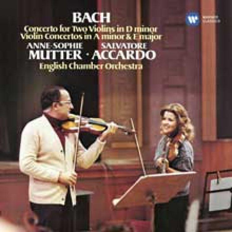 Bach: Violinkonzerte BWV 1041-1043 -