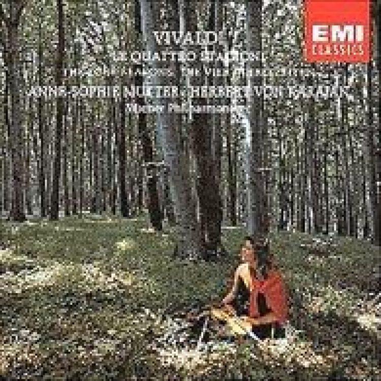 Vivaldi: Die Vier Jahreszeiten - 1984 - digital remastered 1994