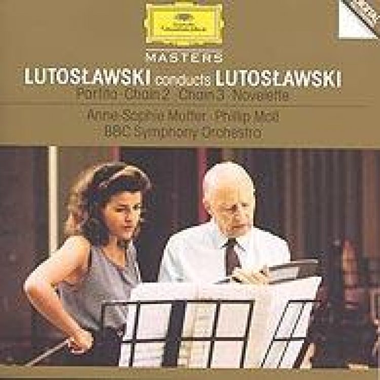 Lutoslawski: Partita, Chain 2 & 3, Novelette -