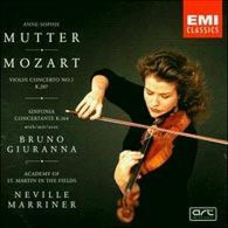 Mozart: Violinkonzert Nr. 1 -