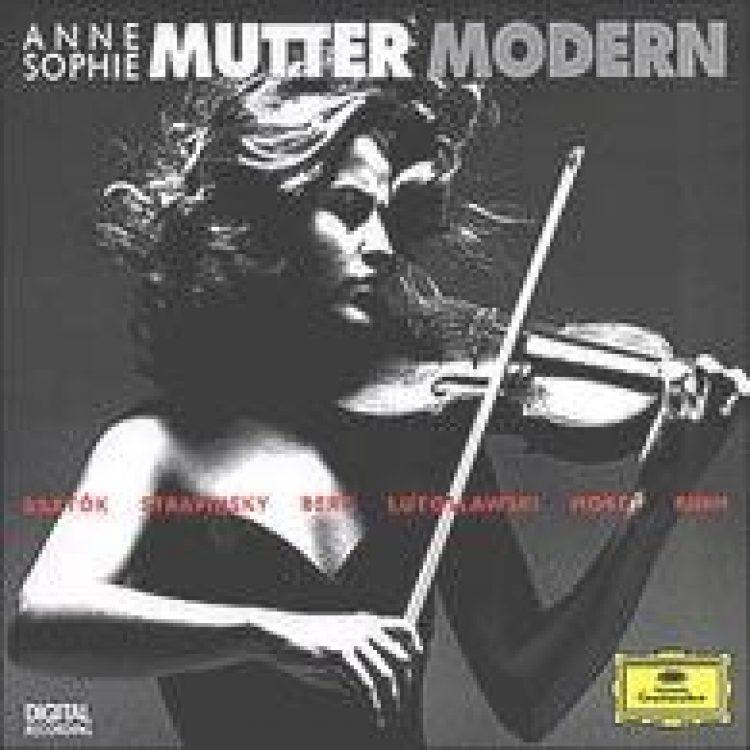 Mutter Modern - Box Set 3CD