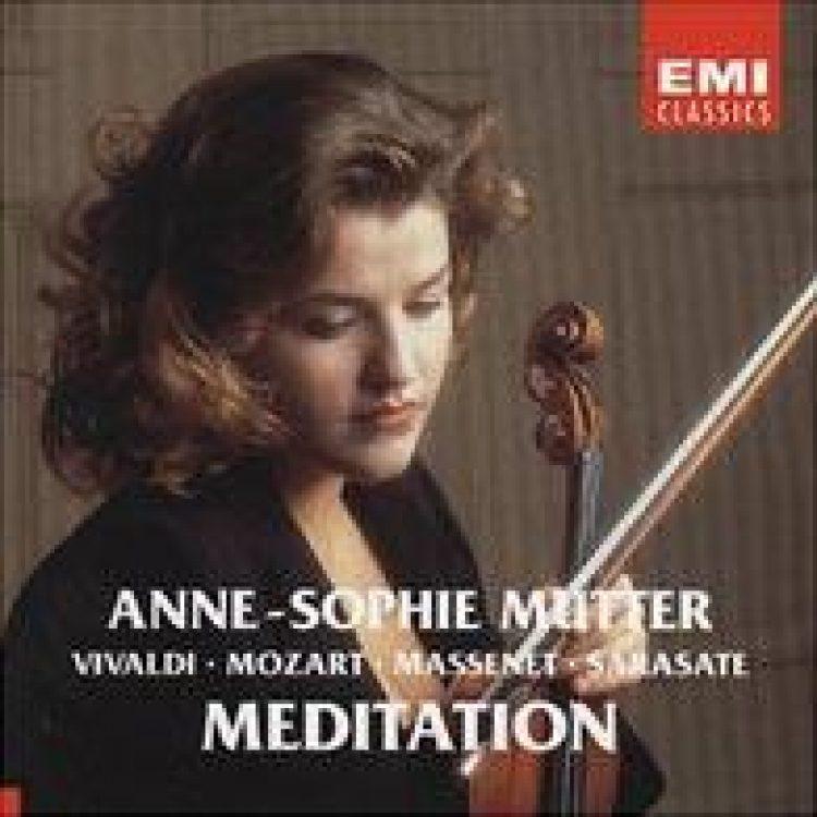 Meditation: Vivaldi, Mozart, Massenet, Sarasate - Erstveröffentlichung 1980-84 new compilation