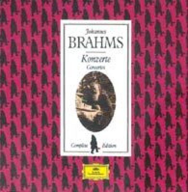 Brahms: Konzerte - Complete Edition - Box Set 3CD