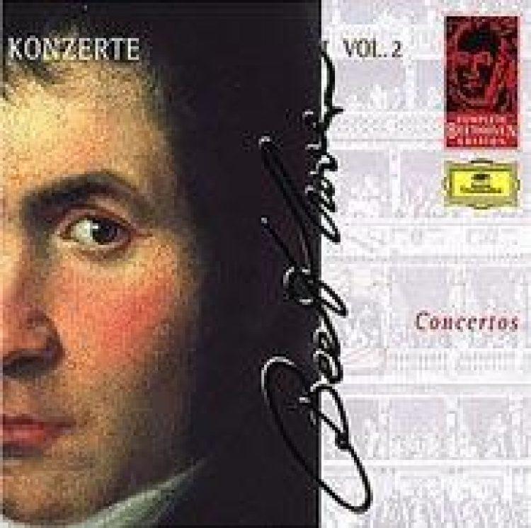 Beethoven: Konzerte Vol. 2 - Box Set 5CD, Complete Beethoven Edition