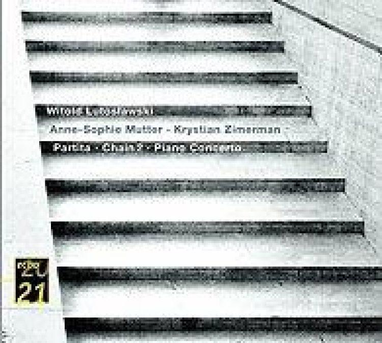 Lutoslawski: Partita, Chain 2, Klavierkonzert - 20/21 echo Series