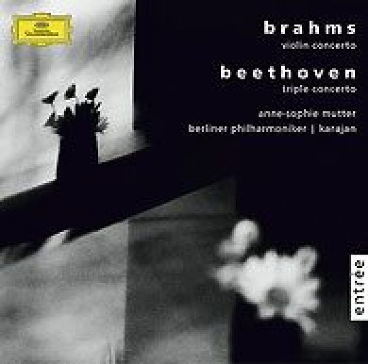 Brahms: Violinkonzert / Beethoven: Tripelkonzert - Entrée Edition