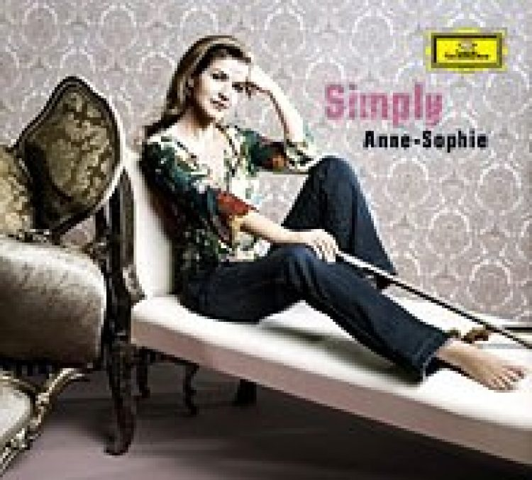 Simply Anne-Sophie - 1 CD & 1 Bonus DVD