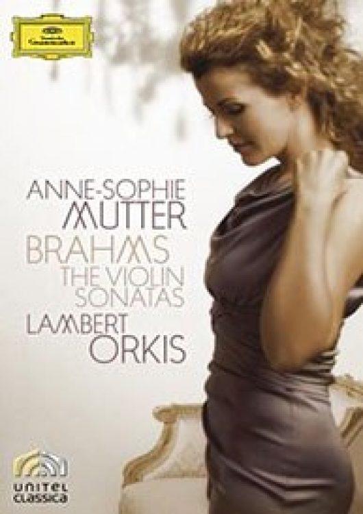 Brahms: 3 Violinsonaten - 1 DVD, Blu-ray
