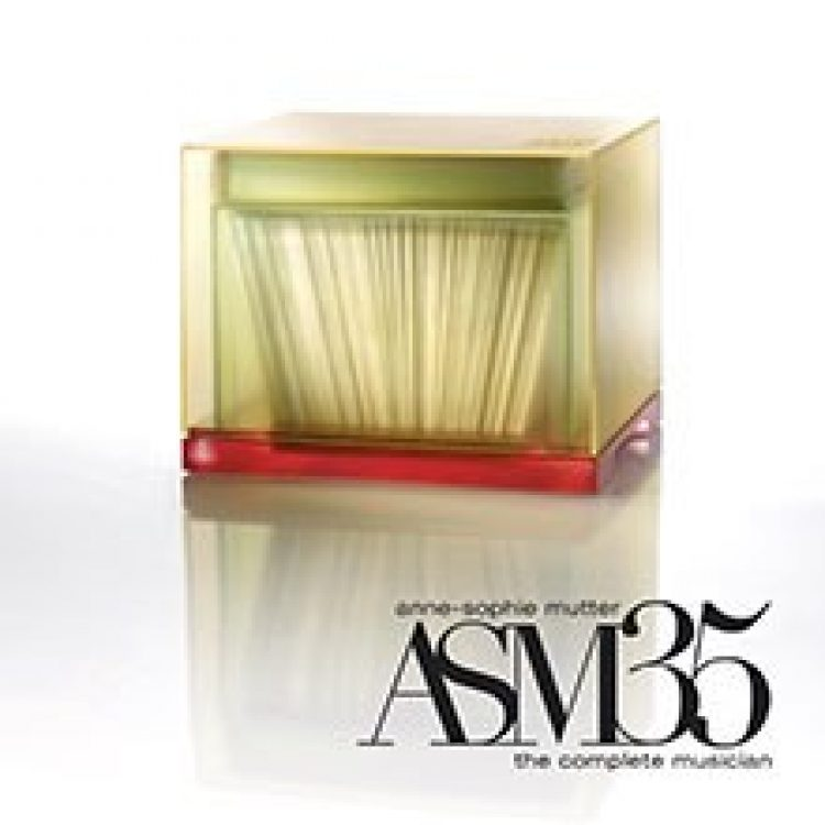 ASM35 The Complete Musician - 40-CD limited-edition Box-set