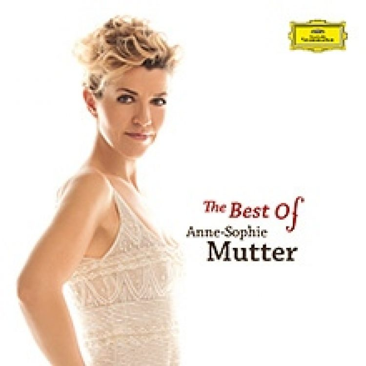 Best of Anne-Sophie Mutter - 2 CD