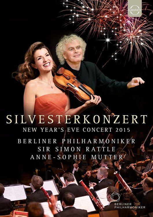 Silvesterkonzert 2015 - 1 DVD, Blue-ray