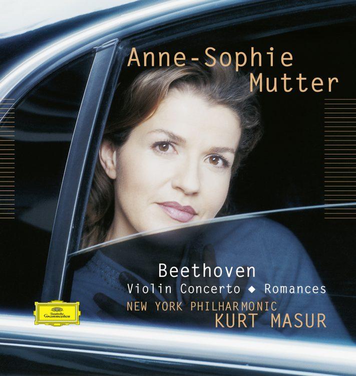 Beethoven: Violinkonzert / Romanzen - opt.: SACD