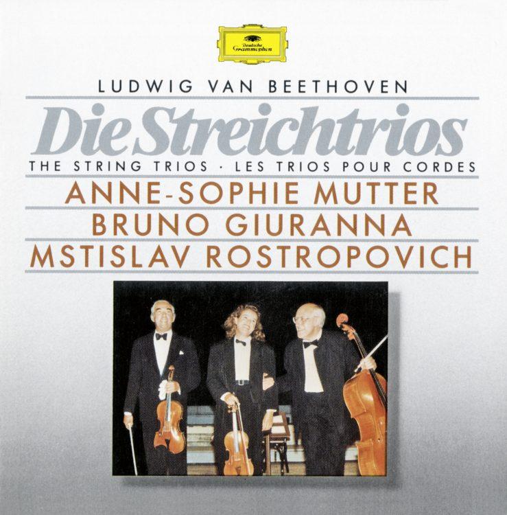 Beethoven: Die Streichtrios -