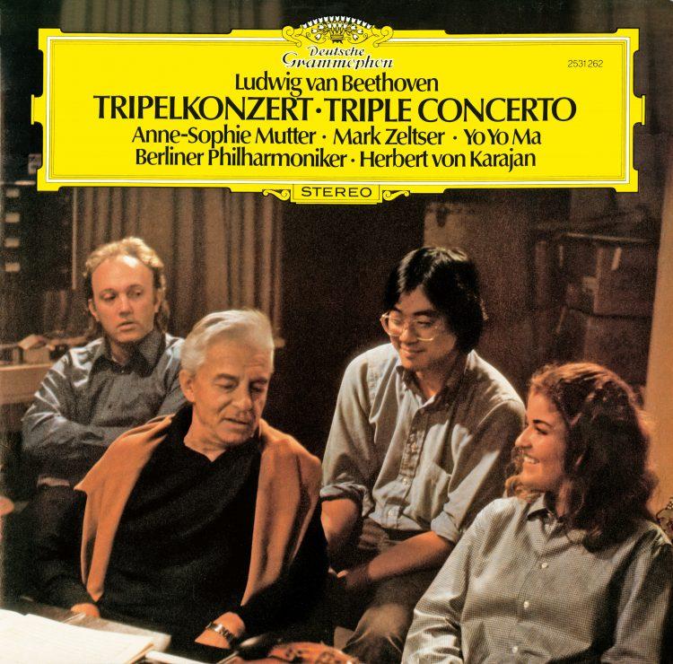 Beethoven: Tripelkonzert -