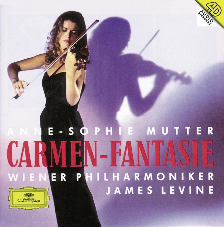 Carmen-Fantasie - opt.: SACD