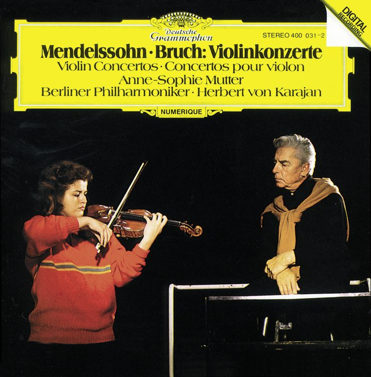 """Bruch, Mendelssohn: Violinkonzerte - Neuauflage """"The Originals"""""""