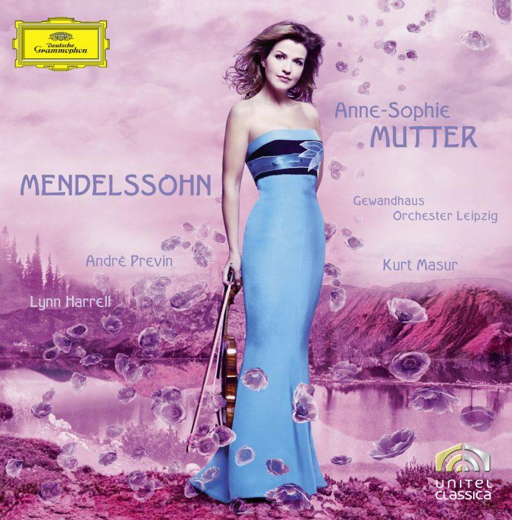 Felix Mendelssohn - 1 CD + 1 DVD