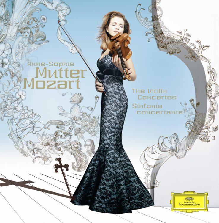 Mozart: Die Violinkonzerte, Sinfonia Concertante -