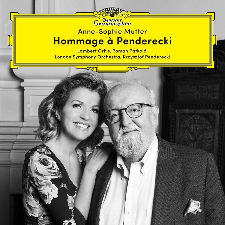 An extraordinary artistic friendship  - Hommage à Penderecki – 2018