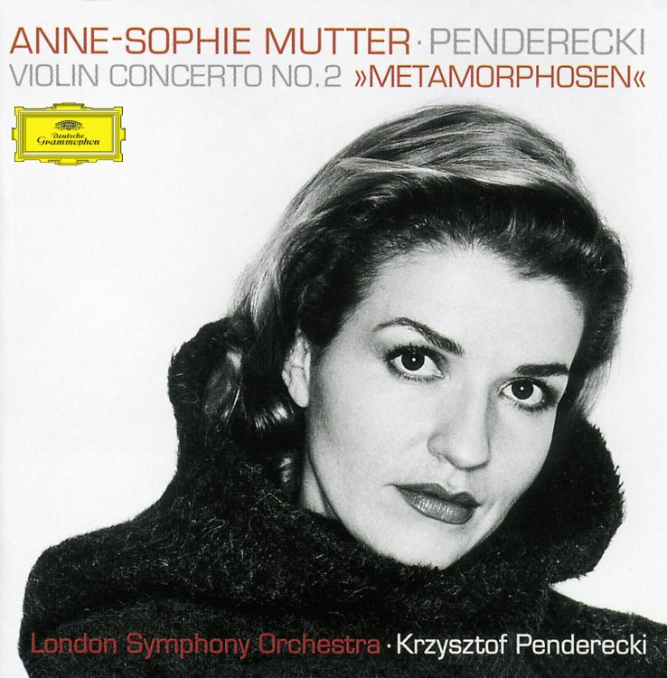 Penderecki, Bartók - Violinkonzert -