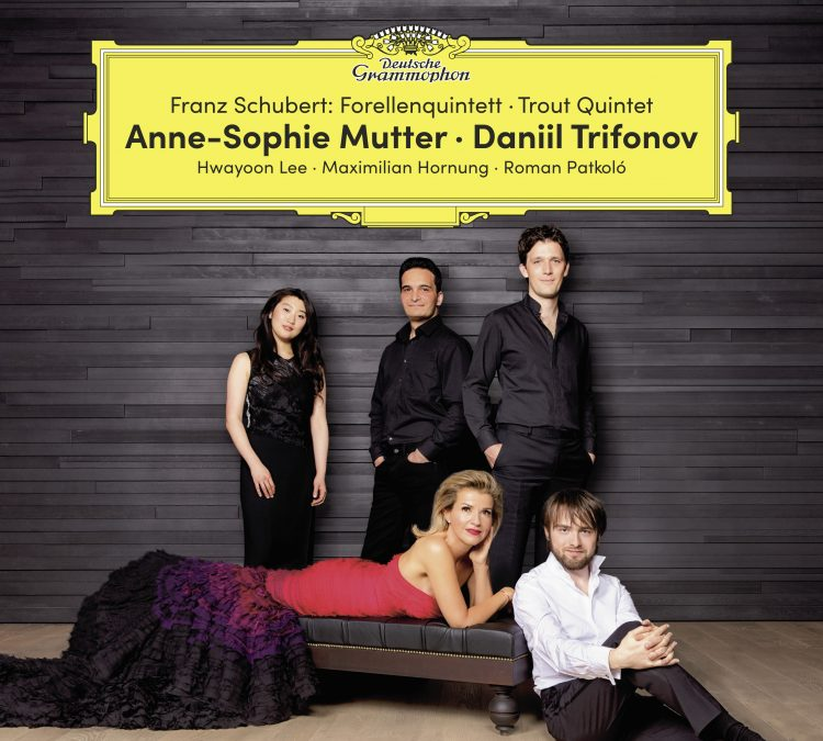 Spontaneity and quick reflexes - Schubert Trout Quintet – 2017
