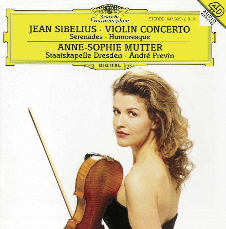 Sibelius: Violinkonzert -