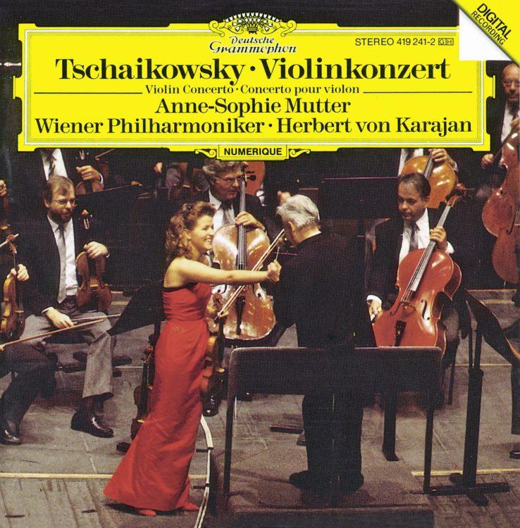 Tschaikowski: Violinkonzert -