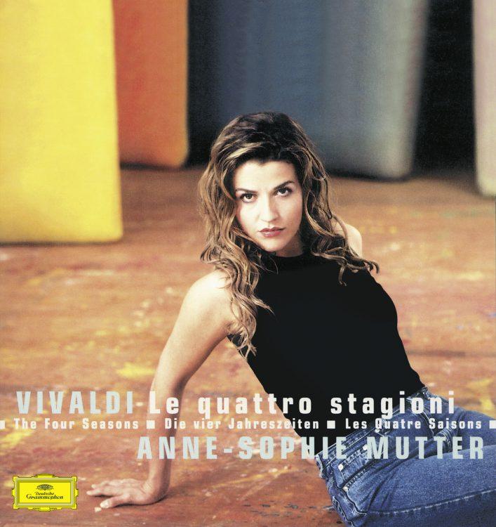 Vivaldi: Die Vier Jahreszeiten - opt.: SACD