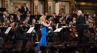 John Williams und Anne-Sophie Mutter in Wien - Legendäres Konzert mit den Wiener Philharmonikern im Musikverein aufgezeichnet