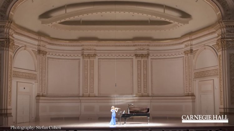 Carnegie Hall Perspectives Artist -