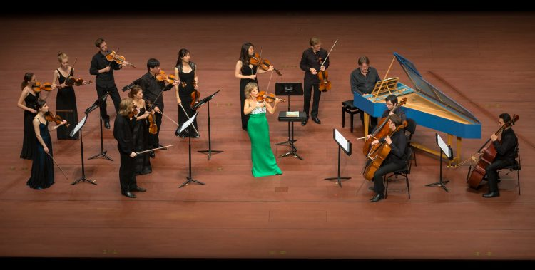 Mutter's Virtuosi Tournee 2015