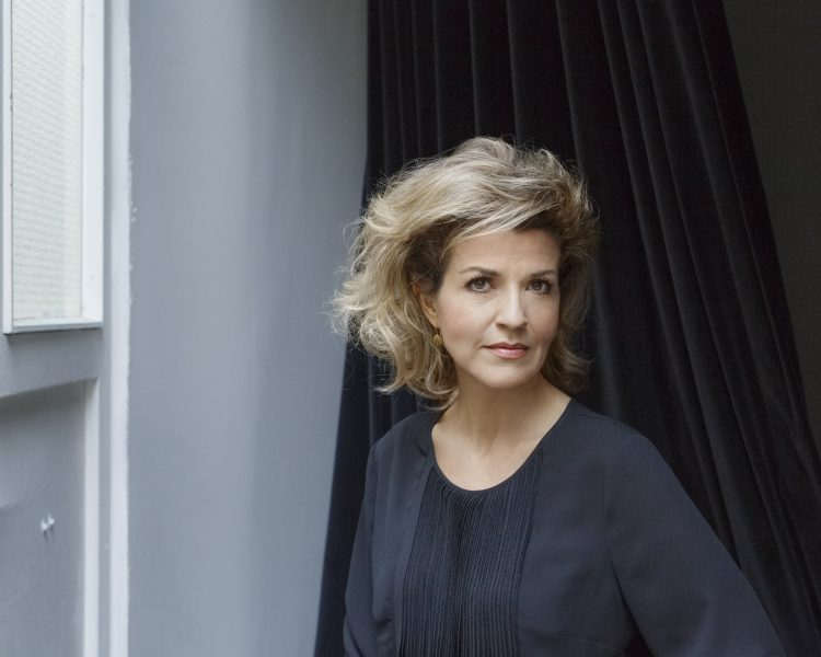 Anne-Sophie Mutter's Vita -