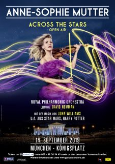Across the Stars – Music of John Williams - Open-Air at Königsplatz