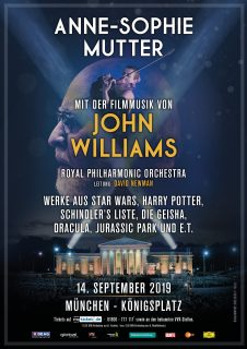 Across the Stars – Movie Themes of John Williams - Open-Air at Königsplatz