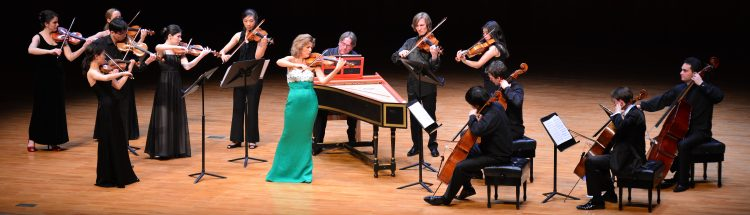 Mutter's Virtuosi Tournee 2013
