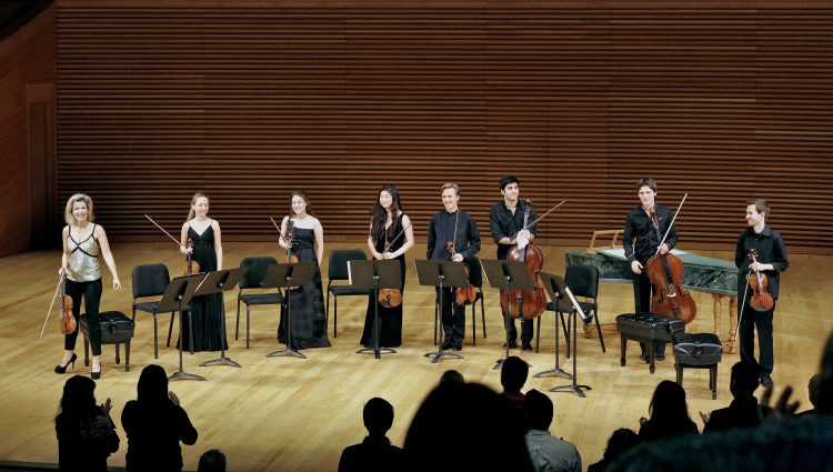 Mutter's Virtuosi Tournee 2014